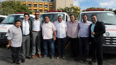 Photo of Chapada: Emendas de deputado petista garantem novas ambulâncias para Itaetê e Wagner