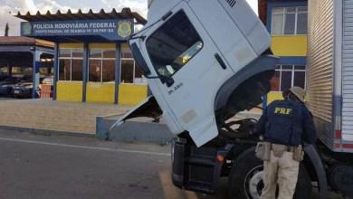Photo of Chapada: Veículo de carga roubado em 2014 em São Paulo é recuperado pela PRF em Seabra