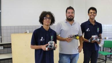 Photo of Chapada: Estudantes do Ifba de Jacobina conquistam medalhas de prata e bronze na Olimpíada Brasileira de Robótica
