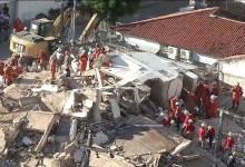 Photo of #Urgente: Número de mortos em desabamento de prédio em Fortaleza sobe para cinco