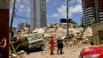 Photo of #Brasil: Desabamento de prédio em Fortaleza deixa mortos; três corpos foram resgatados
