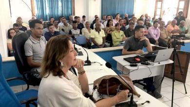 Photo of Chapada: Codevasf divulga ações da empresa durante audiência em Piritiba como parte de projeto