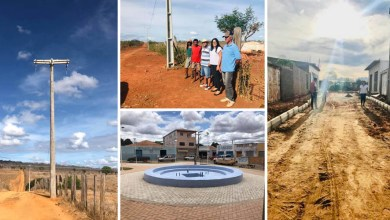 Photo of Chapada: Novas instalações de rede elétrica em comunidades rurais de Nova Redenção são fiscalizadas