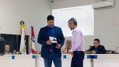 Photo of Chapada: Realizador de feira agrícola de Seabra apresenta resultados do evento na Câmara de Vereadores