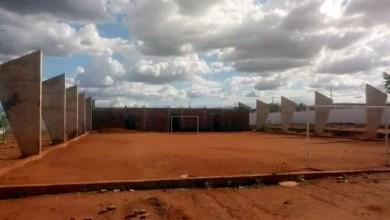 Photo of Chapada: Prefeitura de Nova Redenção recupera convênio da quadra do Educandário Rômulo Galvão