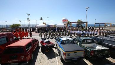 Photo of #Bahia: Operação Verão reforça segurança pública com 25 mil policiais e bombeiros