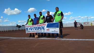 Photo of Chapada: Depois do adiamento devido às chuvas, Campeonato de Futebol de Nova Redenção volta neste final de semana