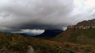 Photo of Chapada: Aviso de chuvas intensas na região é emitido pelo Instituto Nacional de Meteorologia