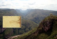 Photo of Chapada: Carta que gerou mito arqueológico coloca a Serra do Sincorá como possível local do 'Eldorado' brasileiro