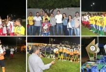 Photo of Chapada: Prefeitura de Utinga incentiva a prática esportiva na região com Copa de Base