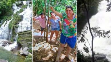 Photo of #Tragédia: Cabeça d'água mata três pessoas de uma mesma família em cachoeira de Minas Gerais