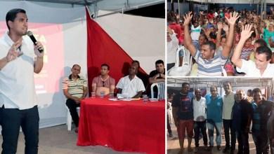 Photo of Chapada: Prefeito de Itaberaba anuncia construção de escola na zona rural no valor de R$1,3 milhão durante a 'Quinta do Bem'