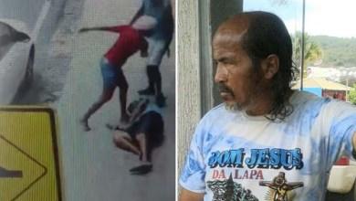 Photo of #Vídeo: Após ser agredido no meio da rua, homem morre no município de Miguel Calmon