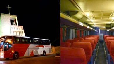 Photo of Chapada: Pacientes de Seabra contam com ônibus novos para deslocamento até Salvador