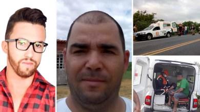 Photo of Chapada: Acidente com caminhão e carro de funerária em Riachão do Jacuípe mata dois moradores de Várzea Nova