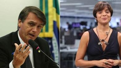 Photo of #Polêmica: Bolsonaro ataca jornalista do 'Estadão' e nega ter compartilhado vídeo convocando para atos