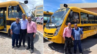 Photo of Chapada: Utinga recebe ônibus escolar por intermédio de deputados e renova frota