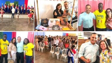 Photo of Chapada: Itaetê inicia 'Semana Pedagógica' com foco na educação inclusiva; destaque para palestrante surdo