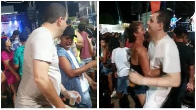 Photo of #Vídeo: Prefeito de Xique-Xique 'mete dança' do Boneco de Olinda; gestor é conhecido como 'Mestre dos Magos'