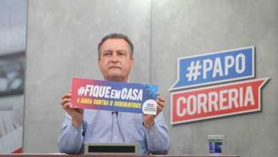 """Photo of #Brasil: Governador da Bahia Rui Costa diz que o país """"vai mergulhar no caos em duas semanas devido à covid"""""""
