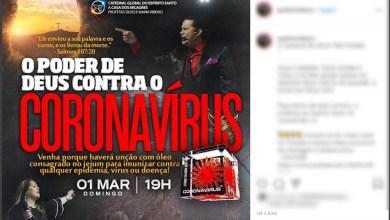 Photo of #Polêmica: Igreja que teria prometido imunizar fiéis do coronavírus é investigada no país