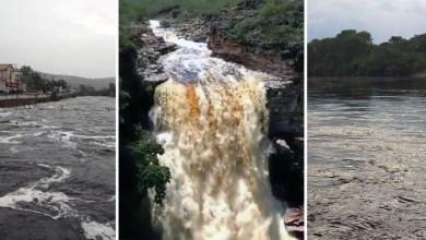 Photo of Chapada: Vídeos mostram aumento do volume de água em rios e cachoeiras nos municípios da região