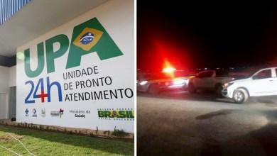 Photo of #Chapada: Família de paciente que morreu com suspeita de Covid-19 em Seabra tenta fugir de isolamento e é contida pela polícia