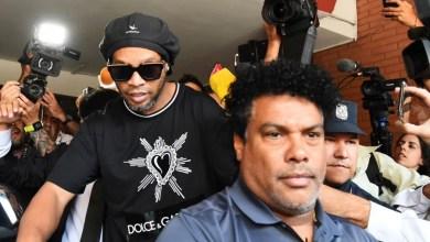 Photo of #Urgente: Ronaldinho Gaúcho e o irmão Roberto Assis são presos novamente no Paraguai