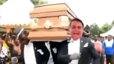 Photo of #Polêmica: Presidente da Embratur publica vídeo com montagem de Bolsonaro carregando caixão