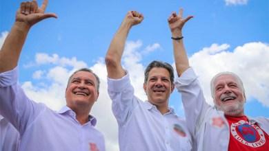 Photo of #Brasil: Haddad coloca Wagner e Rui Costa como opções do PT para disputar a presidência em 2022