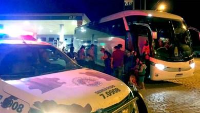 Photo of #Chapada: Ônibus clandestino que vinha de Minas Gerais com 43 passageiros é interceptado em distrito de Canarana