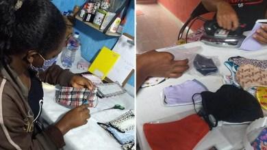 Photo of #Chapada: Grupos da economia solidária produzem e vendem máscara de proteção contra o coronavírus na região