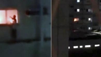 Photo of #Vídeo: Paciente com Covid-19 provoca incêndio em hospital de Salvador e fratura o fêmur ao se jogar de quarto