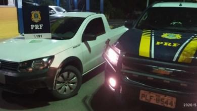 Photo of #Chapada: PRF apreende veículo com documentação falsa em trecho da BR-242 no município de Ruy Barbosa