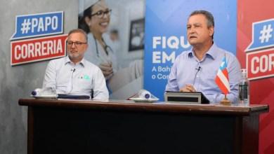 Photo of Governo baiano convoca médicos de todo o Brasil visando reforçar quadro durante a pandemia
