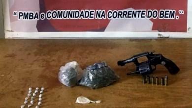 Photo of #Chapada: Polícia mata suspeito de estupro, homicídio e tráfico de drogas durante confronto em São Gabriel