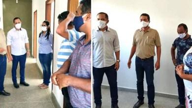 Photo of #Chapada: Prefeito de Itaetê e vereadores de oposição se unem para combater a covid; 24 pessoas estão infectadas