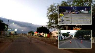 Photo of #Chapada: Capim Grosso interdita as principais avenidas contra a Covid-19; cidade tem 11 casos confirmados e três mortes