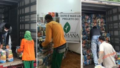 Photo of #Chapada: Cerca de mil famílias de Jacobina devem receber doação de cestas básicas durante ação de mineradora
