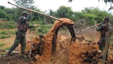 Photo of #Chapada: Carvoarias ilegais são destruídas e área desmatada é descoberta pela polícia em Nova Redenção