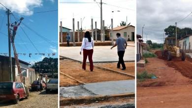 Photo of #Chapada: Sem novos casos positivos de covid, Nova Redenção mantém obras de infraestrutura do município