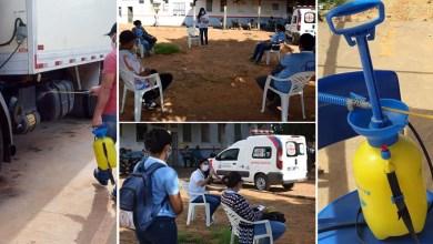 Photo of #Chapada: Agentes comunitários de Nova Redenção recebem equipamentos de proteção; 20 pessoas são monitoradas