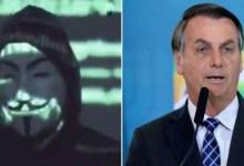Photo of #Brasil: Grupo hacker 'Anonymous' expõe dados de Bolsonaro, filhos e de membros do governo