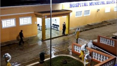 Photo of #Chapada: Utinga registra dois casos suspeitos de covid; 120 pessoas são monitoradas por equipes de saúde