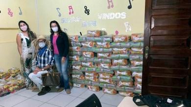 Photo of #Chapada: Lençóis arrecada 152 cestas básicas em 'live' solidária realizada no dia do aniversário do município