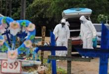 Photo of #Brasil: País chega a mais de meio milhão de casos da covid-19; número de mortos chega a 29,9 mil