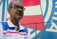 Photo of #Brasil: Ídolo do Bahia, Sapatão morre aos 72 anos após contrair covid; ele estava internado em Salvador