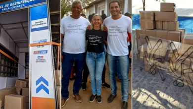 Photo of #Chapada: Prefeito e vereador conseguem túnel de desinfecção para Itaberaba e aumentam proteção de profissionais