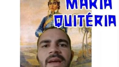 Photo of #Bahia: Como um bom contador de histórias, baiano viraliza nas redes sociais após fazer vídeo sobre a heroína Maria Quitéria