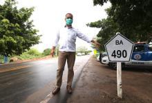 Photo of #Bahia: Recuperação da BA-490 em Rafael Jambeiro é entregue pelo governo após investimento de R$8,6 milhões